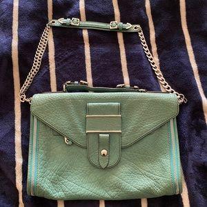 ❤️sale❤️ Rebecca Minkoff RARE leather shoulder bag